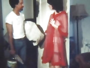 Classic Interracial sex movie