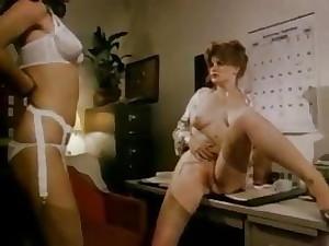Classic lesbian sex  movie