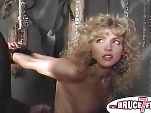 Classic women tied up and bondage
