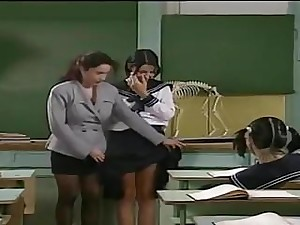 Hot retro sex with сollege girls