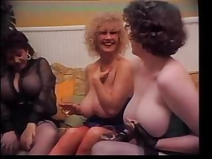 Fresh classic stocking lady movie