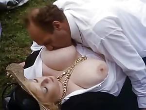 Classic busty women fucking