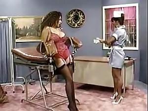 Vintage babes in high heels