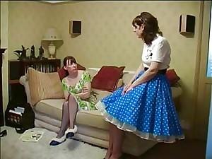 Fresh classic up skirt movie
